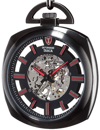 Detomaso Reloj Manual Negro
