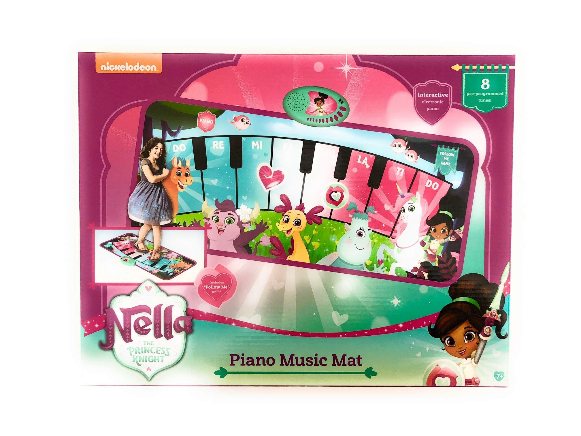 Nickelodeon Nella The Princess Knight Piano Dance Mat by Nickelodeon (Image #1)