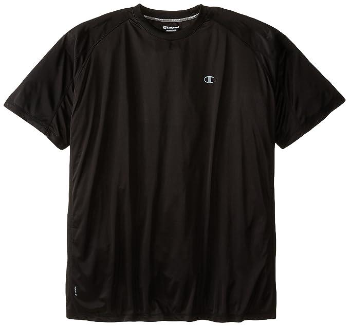 940c3275 Amazon.com: Champion Men's Big-Tall Powertrain T-Shirt: Clothing