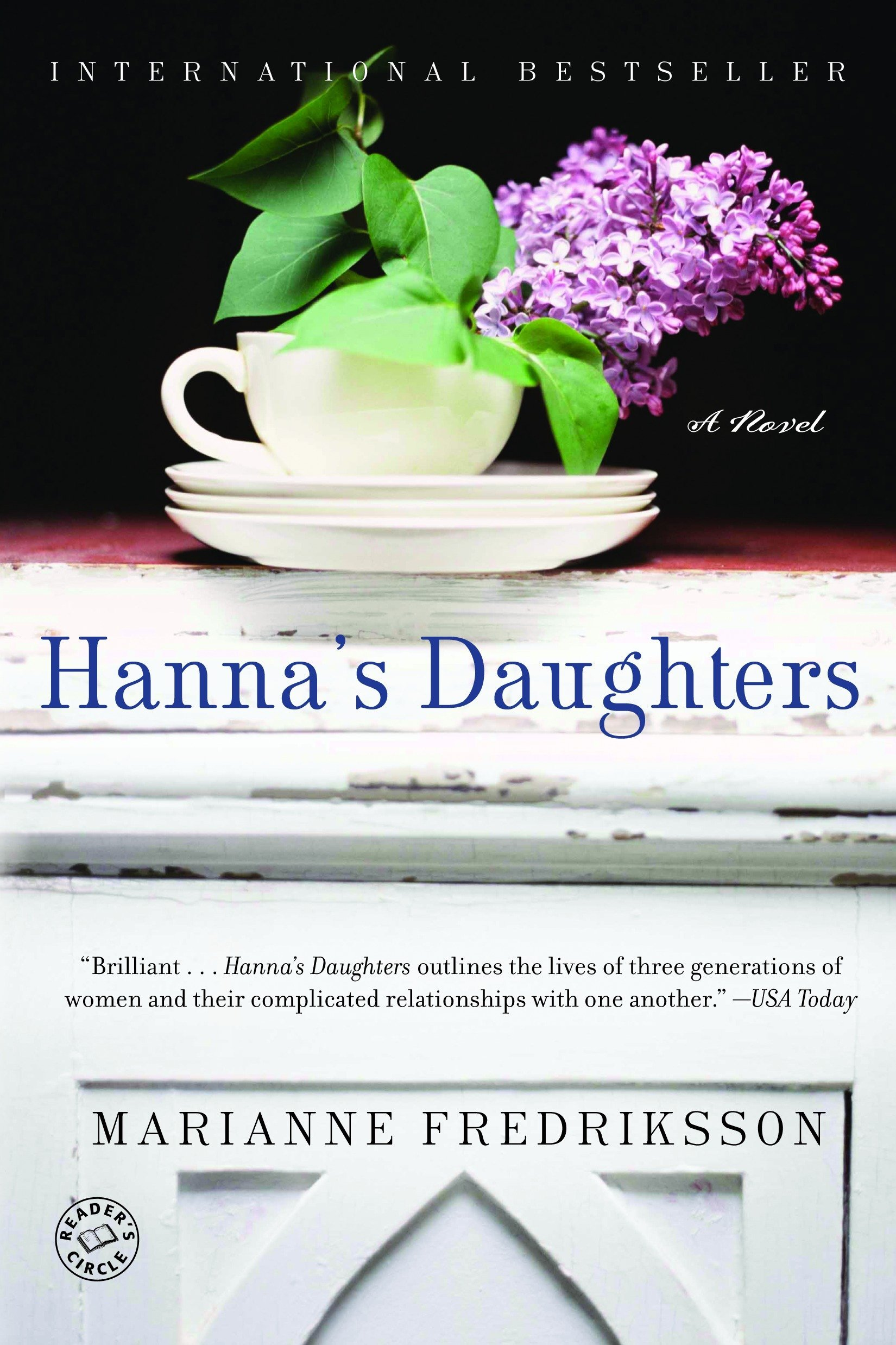 Hanna's Daughters  A Novel  Ballantine Reader's Circle