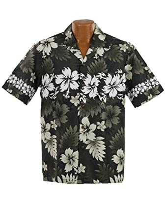 bb37d956 Tribal Camouflage Hawaiian Aloha Shirt; Made in Hawaii at Amazon Men's Clothing  store: