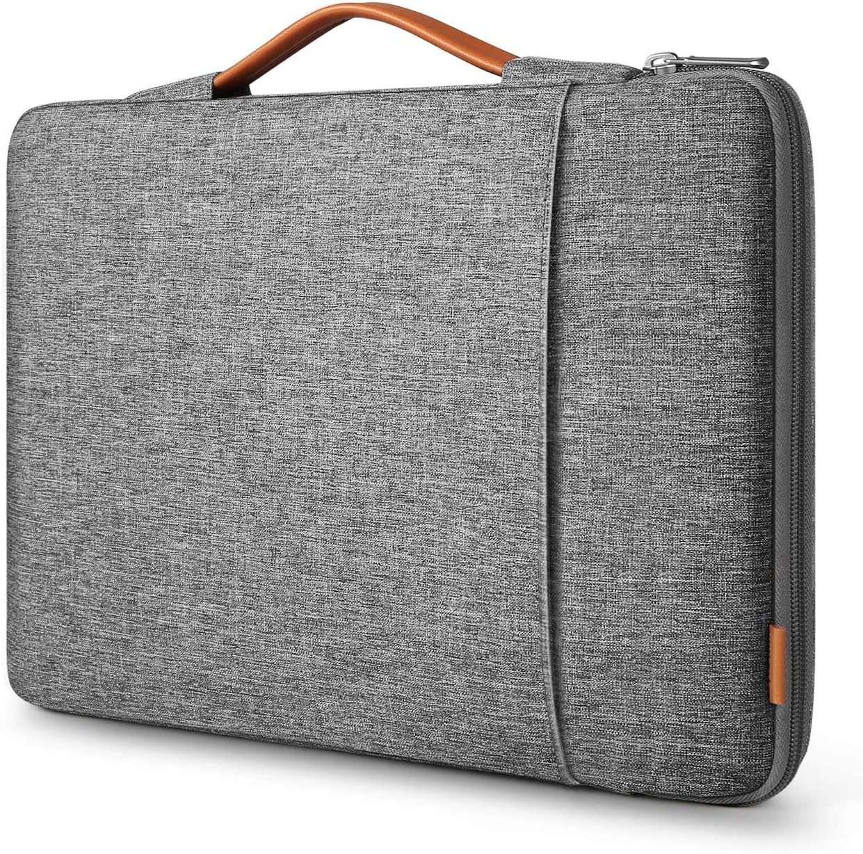 Inateck 13-13.5 Inch 360 Protective Laptop Sleeve Carrying Case Bag Briefcase Compatible with 13 inch MacBook Pro 2012-2020, MacBook Air 2010-2020, 12.3 Surface Pro X/7/6/5/4/3, 13.5 Surface Laptop