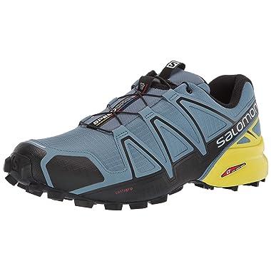 494c20b5d36f8 Salomon Men's Speedcross 4 Trail Running Shoe