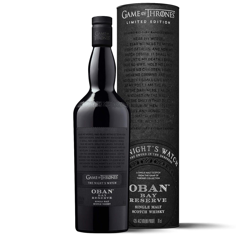 Oban Little Bay Reserve Single Malt Scotch Whisky Die Nachtwache