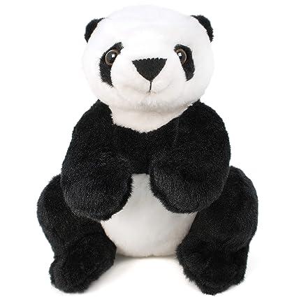 Amazon Com Viahart Xiaoxiong The Panda 13 Inch Panda Bear Stuffed