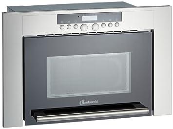 Bauknecht emcc 8238 PT/MOD Horno a microondas empotrable, compartimiento Cocina 22 L,