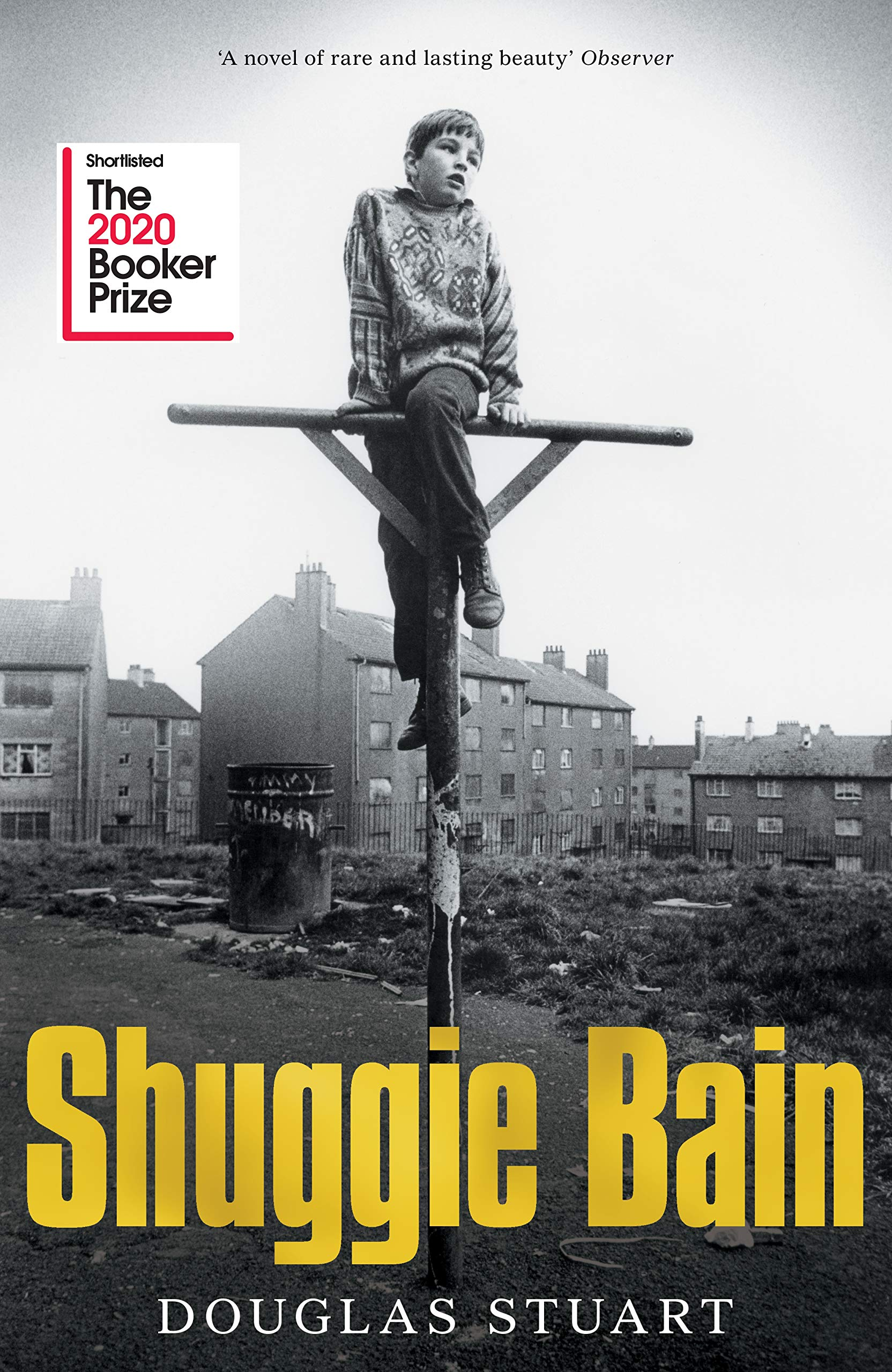 Shuggie Bain: Shortlisted for the Booker Prize 2020: Amazon.co.uk: Stuart,  Douglas: 9781529019278: Books