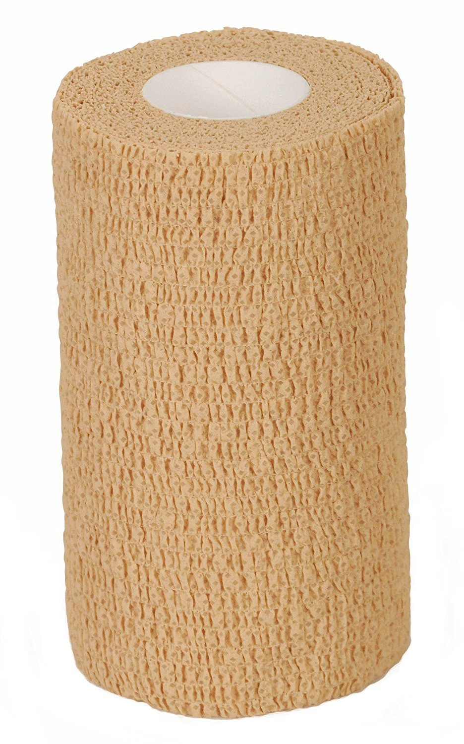 High Quality Caring Self-Adherent Cohesive Wrap Bandage with Latex, Non-Sterile, 4