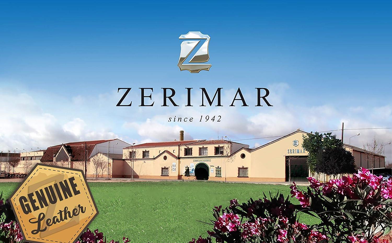 Zerimar Joyero Enrollable Joyeros Viaje Medidas: 19x16.5 cm Joyero de Piel Joyero Plegable de Viaje Joyero Viaje Peque/ño