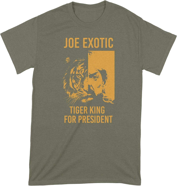 Joe Exotic Shirt Tiger King T Shirt Joe Exotic for President Tshirt