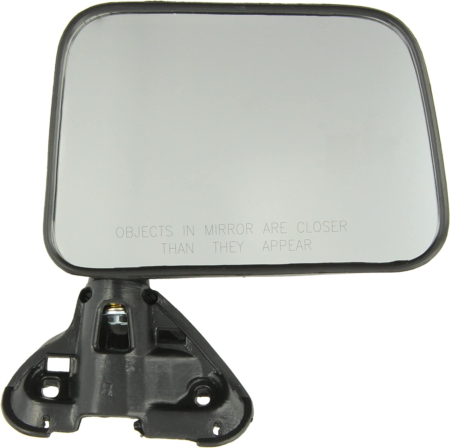 Toyota Mirror Passenger Right Side Truck Textured black RH For 1995