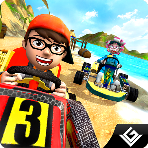 Racing Ultimate (Beach Buggy Racing Parking Simulator 3D: Driving Kings Of Karts Rush Stunt Mania Max Racer Adventure Mission Games Free For Kids 2018)
