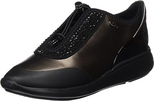Geox Damen D Ophira E Sneaker FKgQR