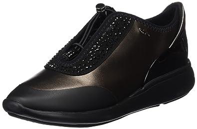 Damen Sneaker braun Coffee, braun - Coffee - Größe: 36 EU Geox
