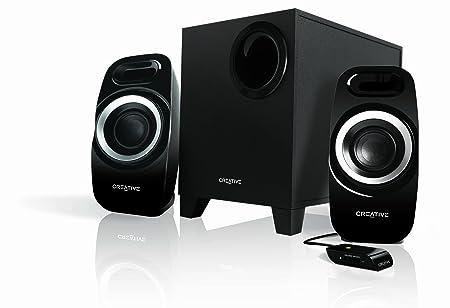 Review Creative Inspire T3300 51MF0415AA002 25 Watt 2.1 Speaker System