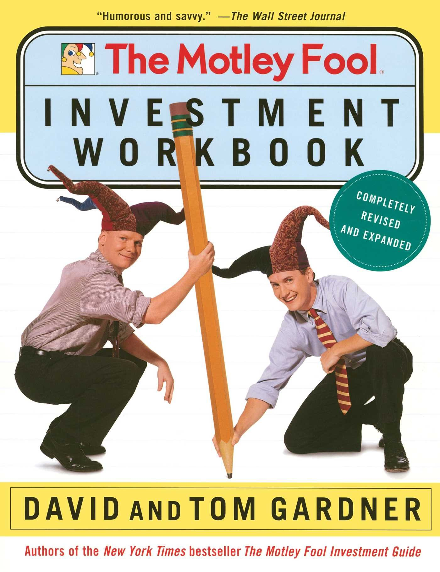 The Motley Fool Investment Workbook (Motley Fool Books) ebook