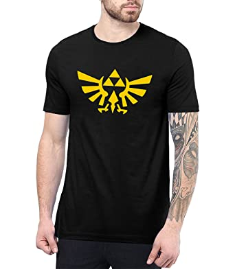 0abb90c85 Amazon.com: Decrum The Zelda Shirt - Men's Triforce T-Shirt: Clothing