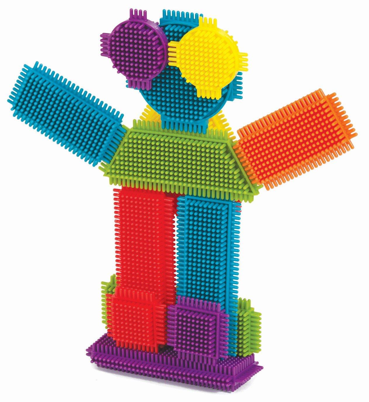 Edushape Young Brix Play Blocks 72 Pieces