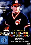 MAJOR LEAGUE TRILOGY 1 2 3 DVD (Charlie Sheen, Tom Berenger) REGION 2