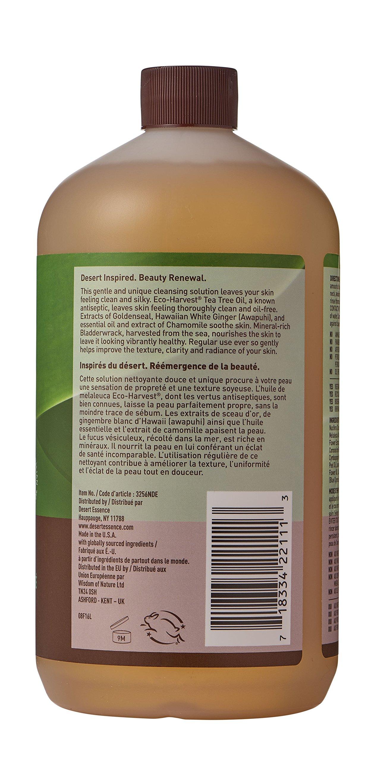 Desert Essence Thoroughly Clean Face Wash 32 fl oz by Desert Essence (Image #3)
