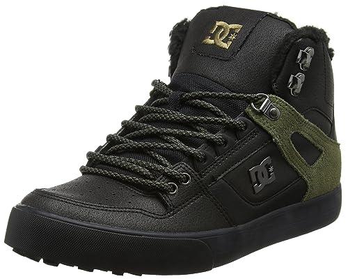01f3e1b698c DC Shoes Men's Spartan High Wc Wnt Low-Top Sneakers: Amazon.co.uk ...