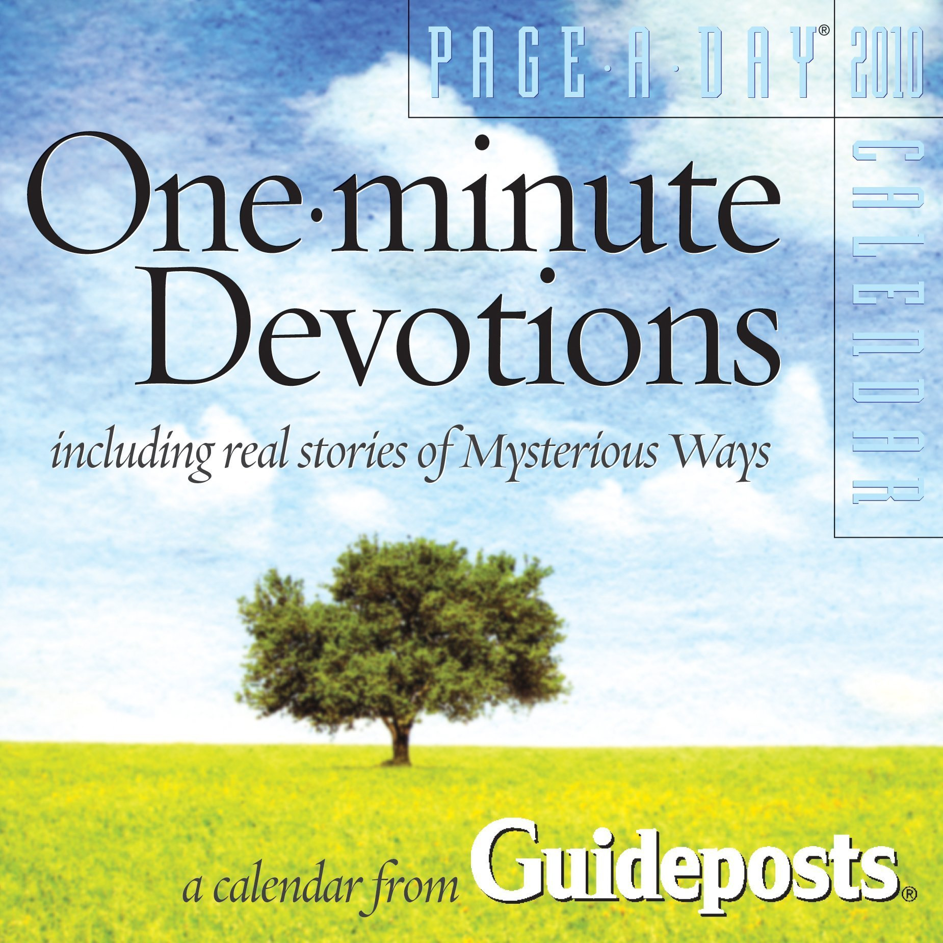 Download One-Minute Devotions Page-A-Day Calendar 2010 pdf