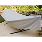 CoverMates – Hammock Cover – 188W x 58D x 20H – Elite Collection – 3 YR Warranty – Year Around Protection - Khaki