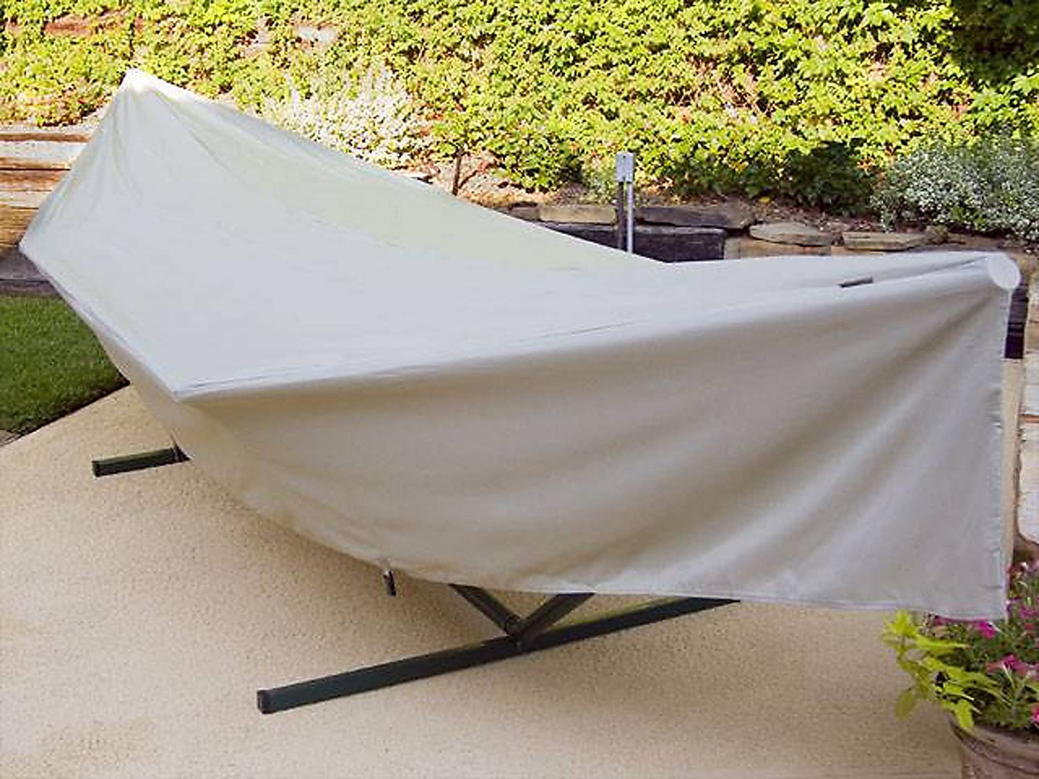 covermates patio furniture covers. Amazon.com : CoverMates - Hammock Cover 188W X 58D 20H Elite Collection 3 YR Warranty Year Around Protection Khaki Garden \u0026 Outdoor Covermates Patio Furniture Covers Q