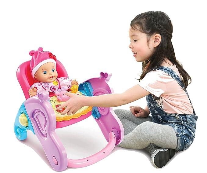 Amazon.es: VTech 80 - 179404 - Little Love, 4 en 1 - Baby Carcasa: Juguetes y juegos