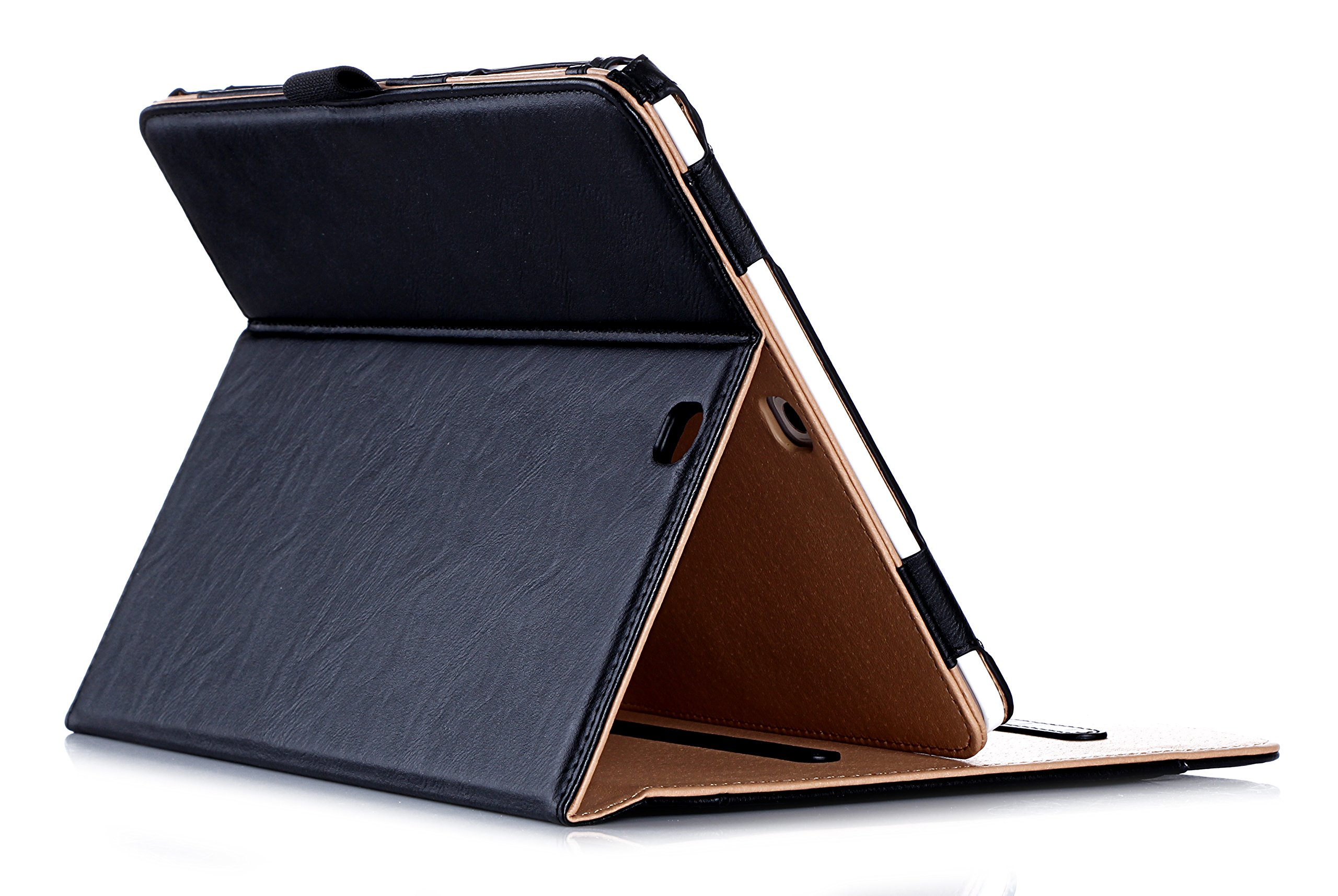 best sneakers 10b80 68c30 Details about ProCase Samsung Galaxy Tab S2 9.7 Case - Leather Stand Folio  Case Cover for