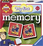 Sam el bombero - Memory, juego de mesa (Ravensburger 212040)
