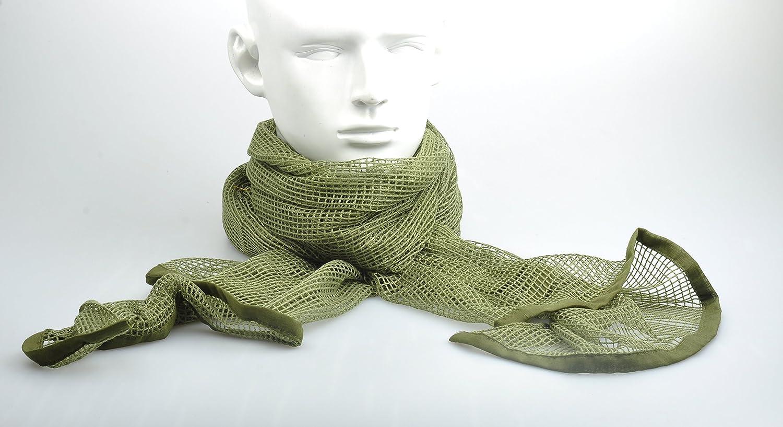 Clothing Army Military Army Sniper Scrim Veil Net Neck Head