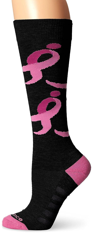 New Balance Susan G. Komen Lace Up For The Cure Otc Socks (2 Piece)