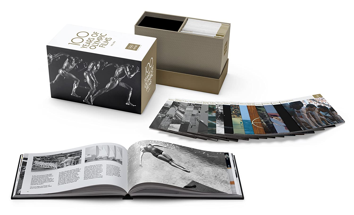 100 Years Of Olympic Films The Criterion Collection by Amazon