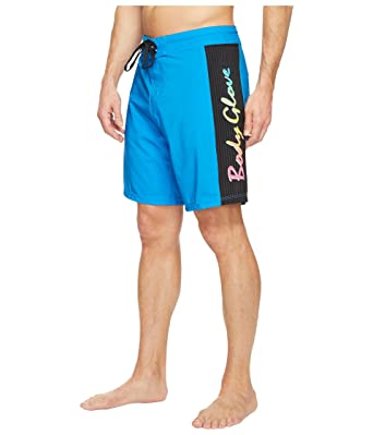 b849ad606a Body Glove Men's Vapor Lazer Zapp 4-Way Stretch 19 inch Boardshort Swim  Trunk