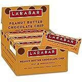 Larabar - 原始的果子&坚果酒吧箱子花生酱巧克力片 - 16 条