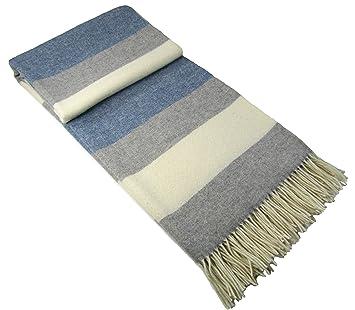Stts International Kaschmir Decke Wolldecke Wohndecke Merinowolle