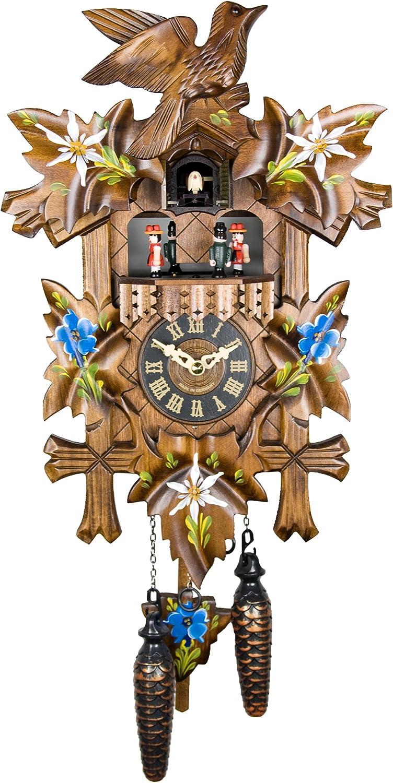 CUCKOO CLOCK HANDS 8 CM DIAL NEW CLOCK PARTS