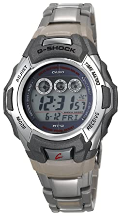 Casio Mens MTG930DA-8V G-Shock MT-G Solar Atomic Watch
