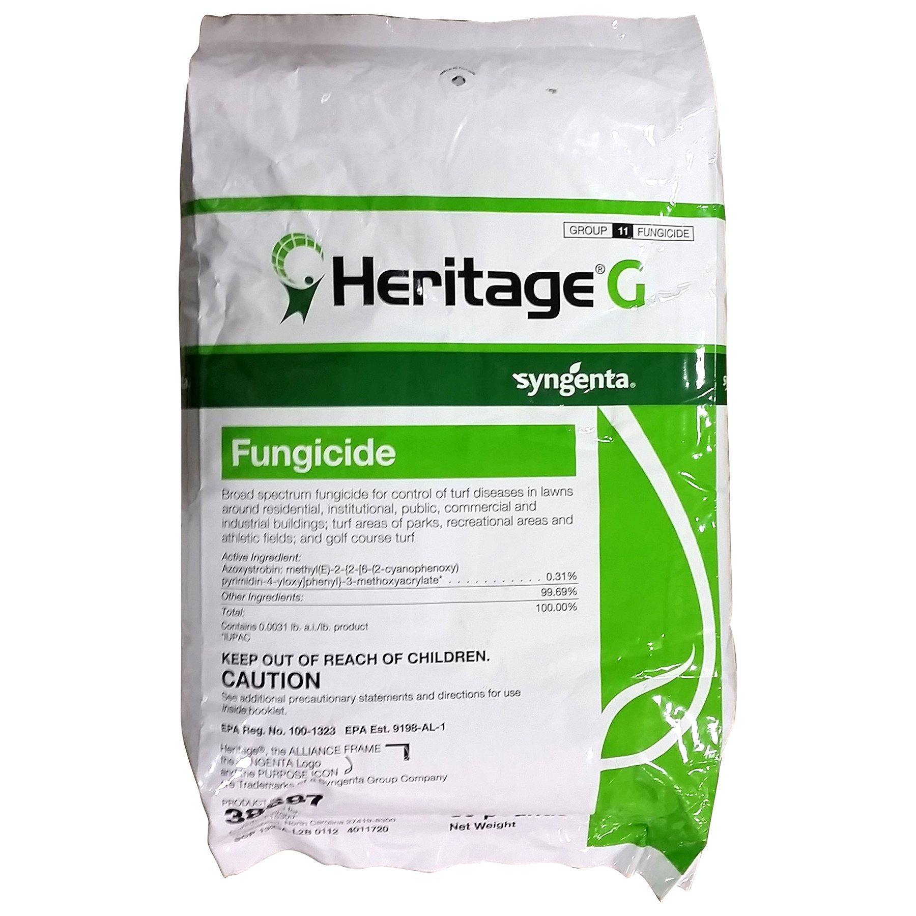 Heritage Granular Fungicide - 30 Pound Bag by Heritage Products