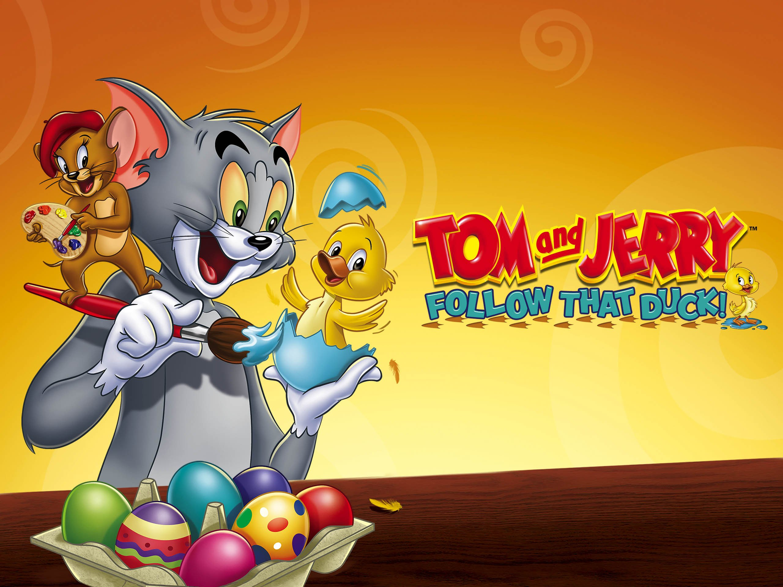 Amazon co uk: Watch Tom and Jerry: Season 1 Follow that Duck