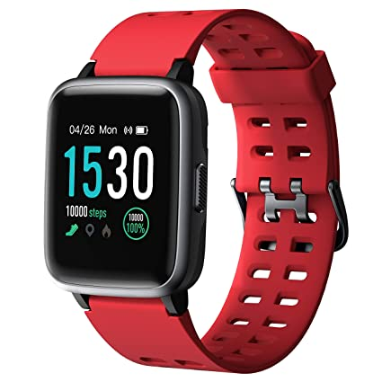 Smart Watches 2019 Version,Arbily Smartwatch with Heart Rate Monitor Smart Watches for Android iOS Phone,Activity Tracking,Sleep ...