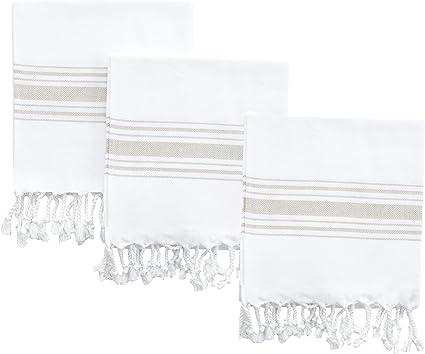 Tea Towel Kitchen Towel Feliz como una lombriz Hand Towel