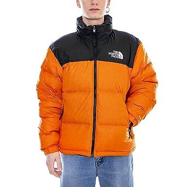 new styles ea9cf 9c2ba THE NORTH FACE Herren Regenjacke Orange orange XXS: Amazon ...