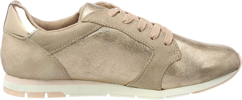 Tamaris Damen 23617 Sneaker Pink