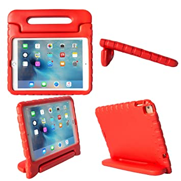 Amazon.com: Funda para iPad Mini 4 con asa ajustable ...
