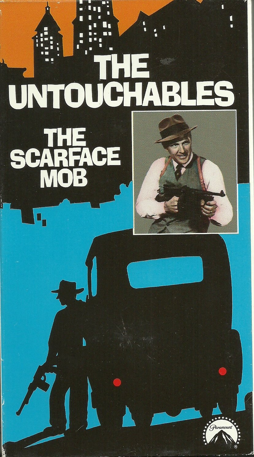 The Untouchables: The Scarface Mob [VHS]