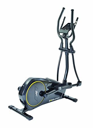 Reebok Crosstrainer Zr8 Elliptical - Bicicleta Elíptica Zr8 Manual Cross Trainer