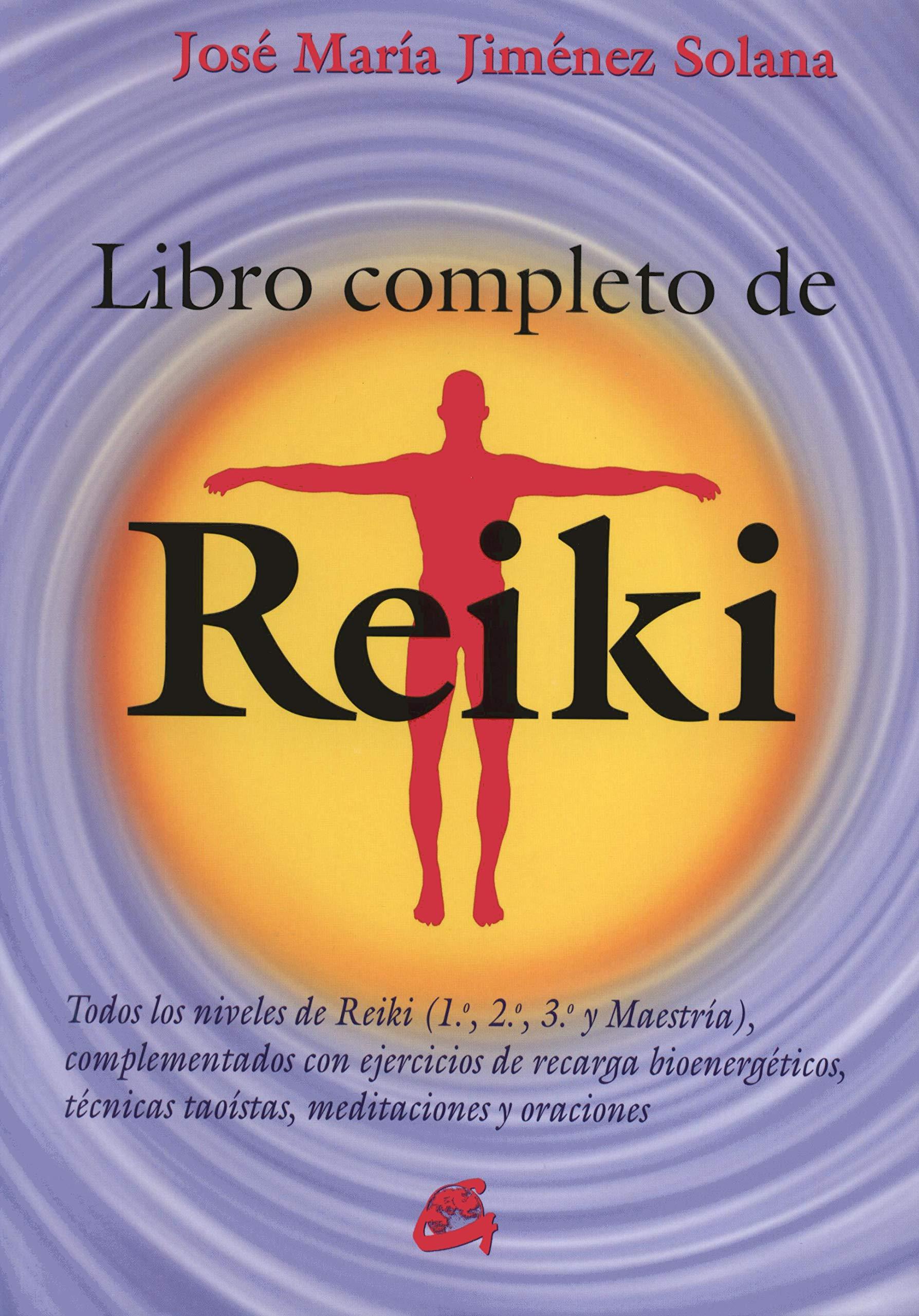 Amazon.com: Libro completo de Reiki (Formato grande ...