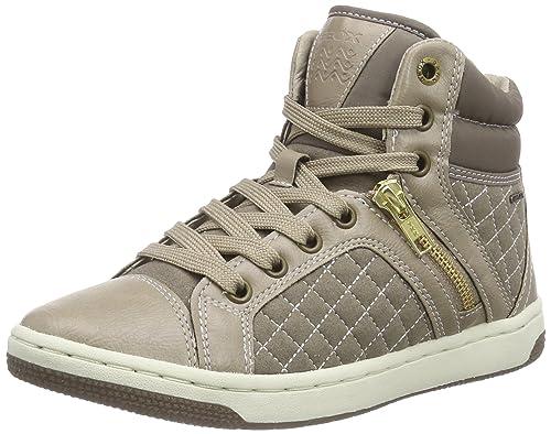 Geox J Creamy B - Zapatillas de Deporte de material sintético niña  47 EU  Hombre Zapatos azules Mizuno Wave Inspire infantiles  Color Negro fD6dg3rQ2